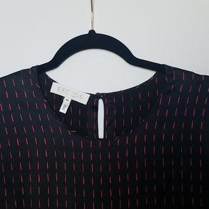 Escada 100% silk blouse